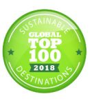 Red Centre awarded Sustainable Destinations Top 100