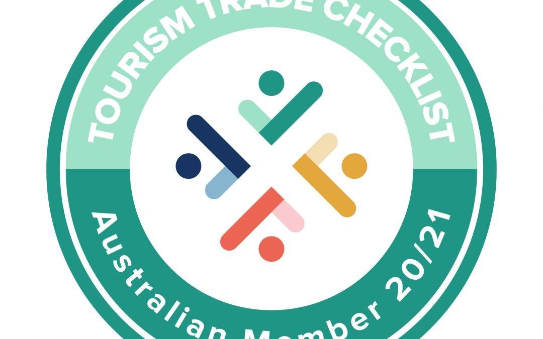 Tourism Trade Checklist Badge